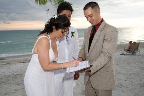 Toro Rojas Wedding