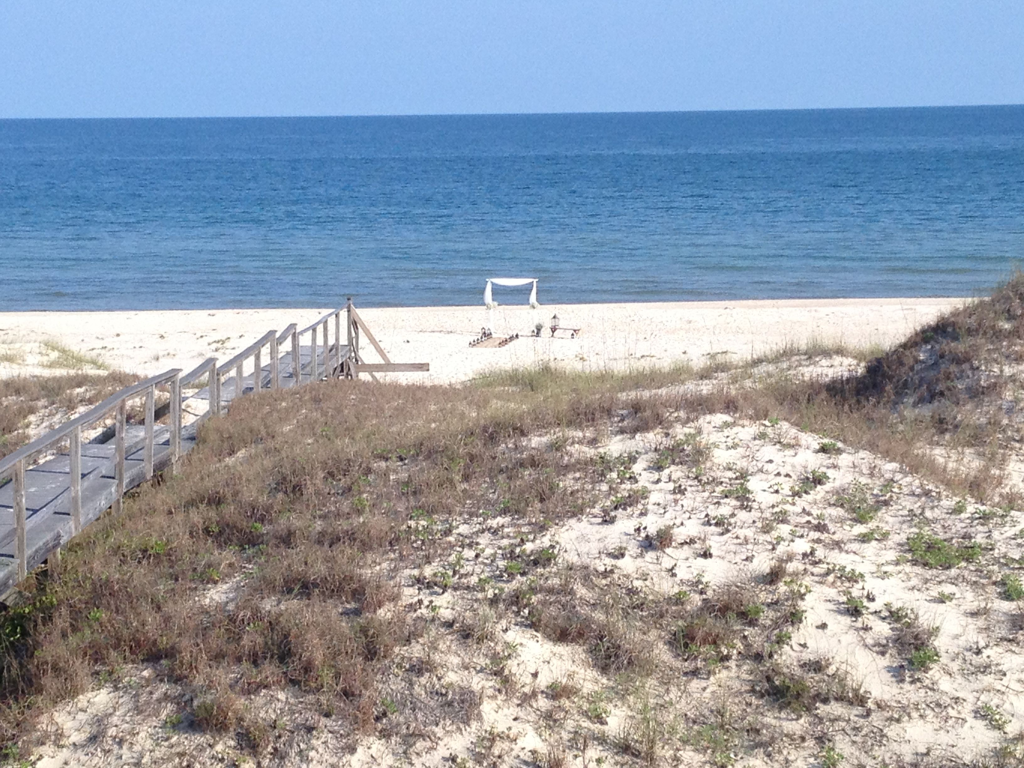St George Island Wedding Ceremony Packages