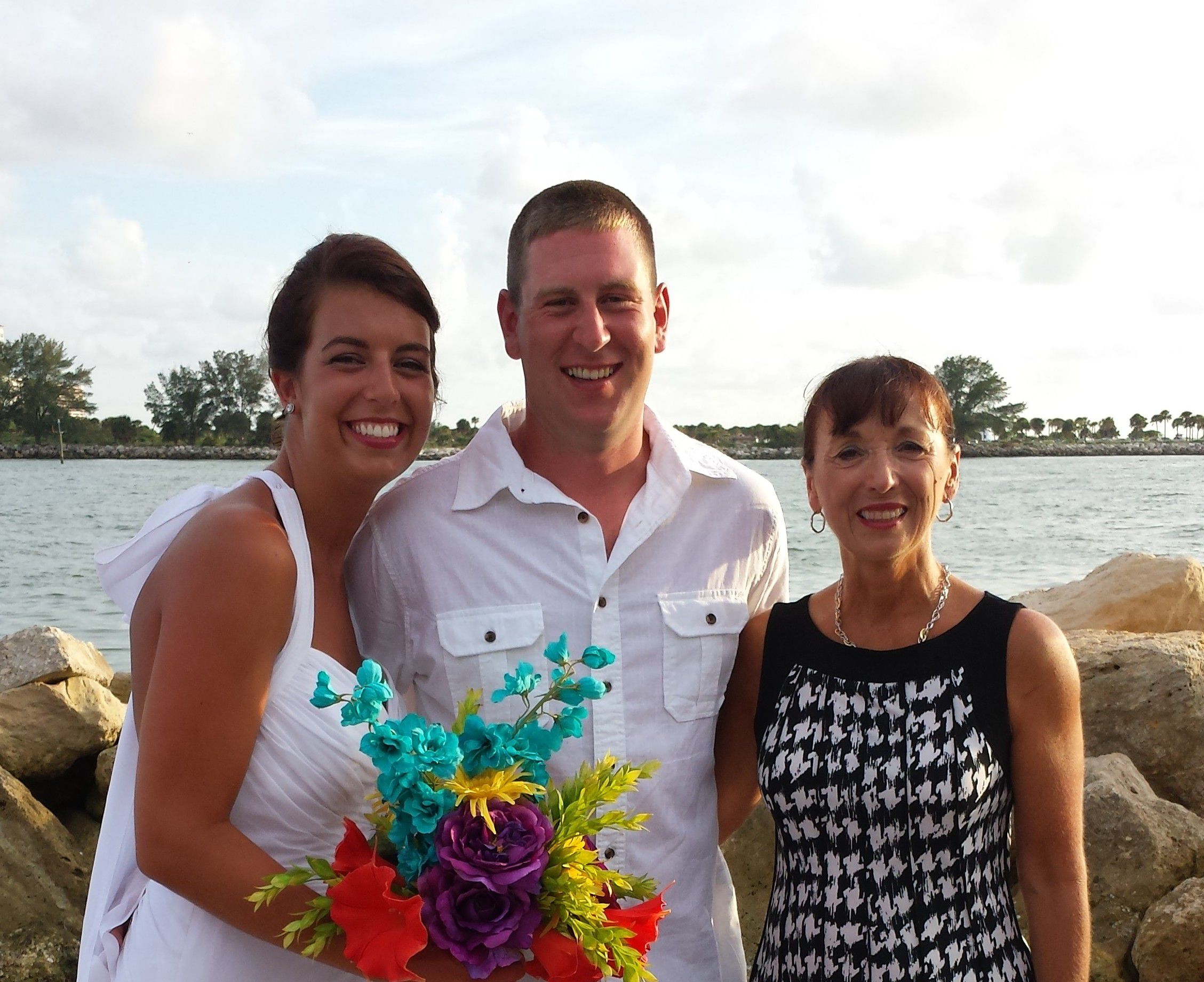 Clearwater beach wedding officiate Archives   A Beautiful Wedding ...