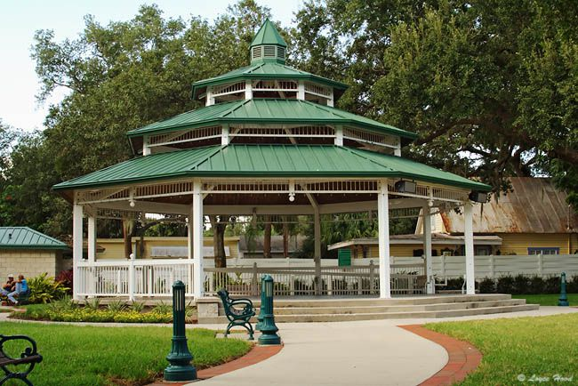 Clearwater Area Gazebo Weddings