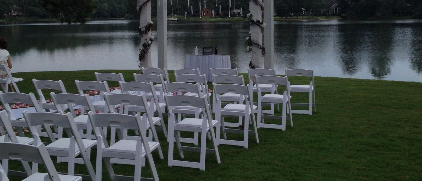 Wedding at Golden Eagle Country Club in Tallahassee