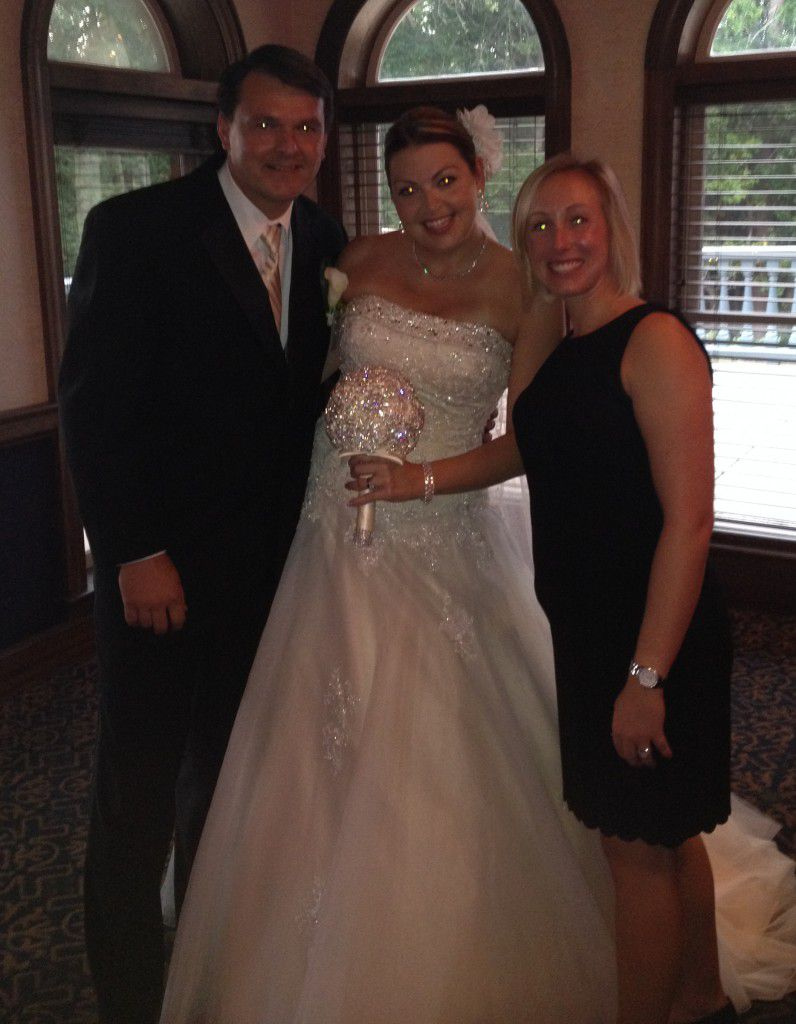 Congratulations, Mr. and Mrs. Wagner!