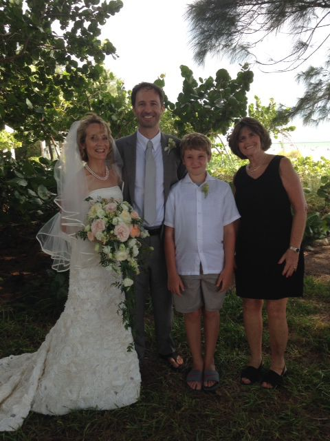 Ana Maria Island Destination Wedding