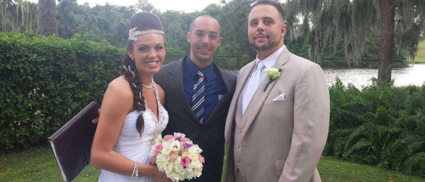 Palm Harbor Innisbrook Wedding