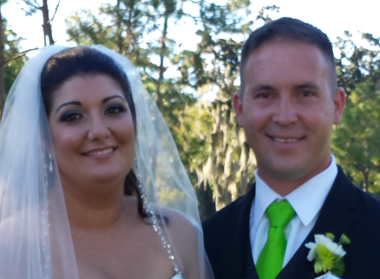 Golf Tee Wedding Ceremony at Innisbrook Golf Resort