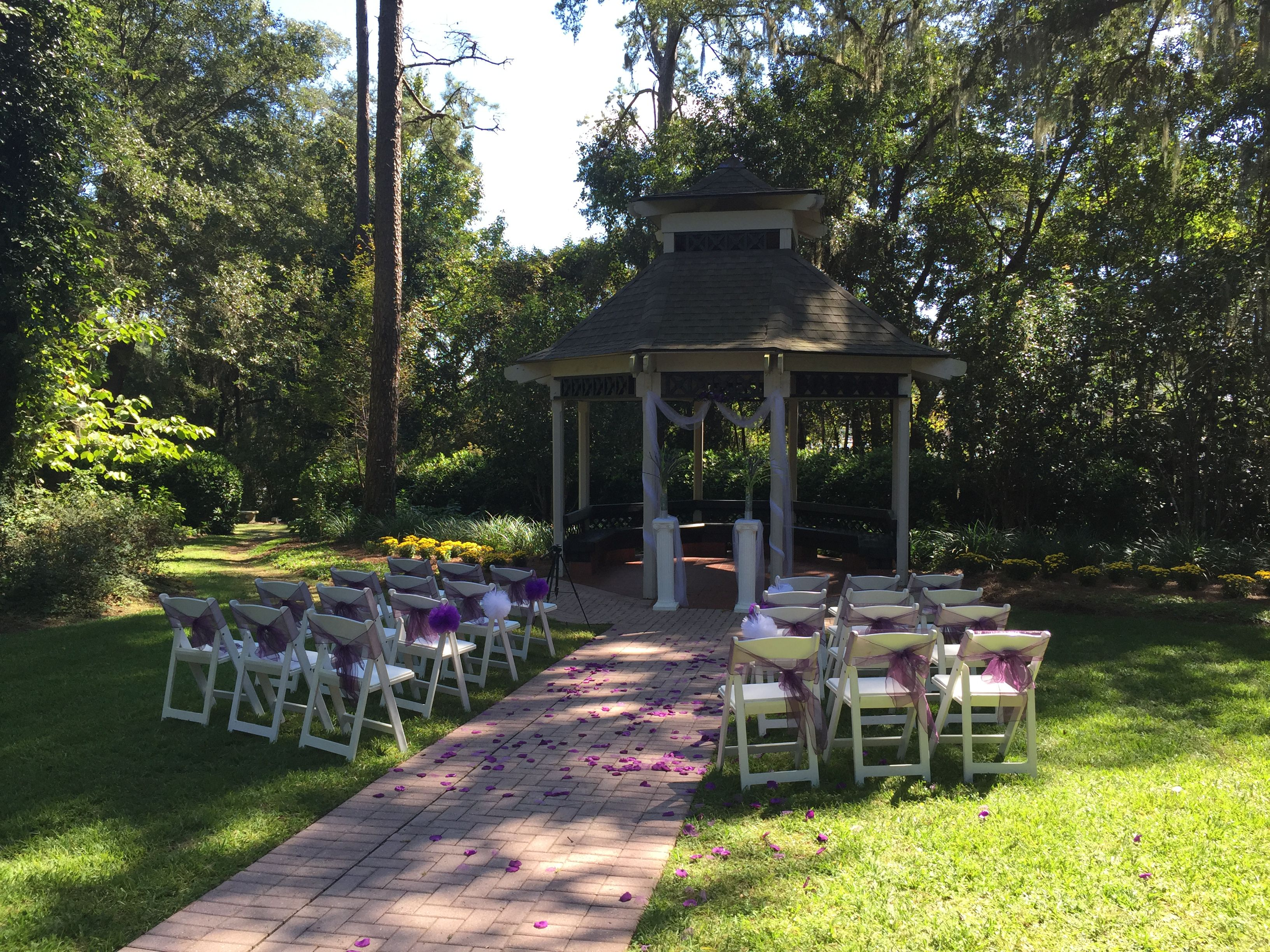 Beautiful Wedding at Dorothy B Oven Park in Tallahassee