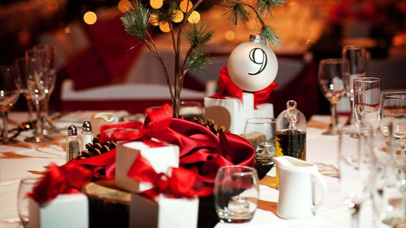 Holiday Weddings in Tampa Florida