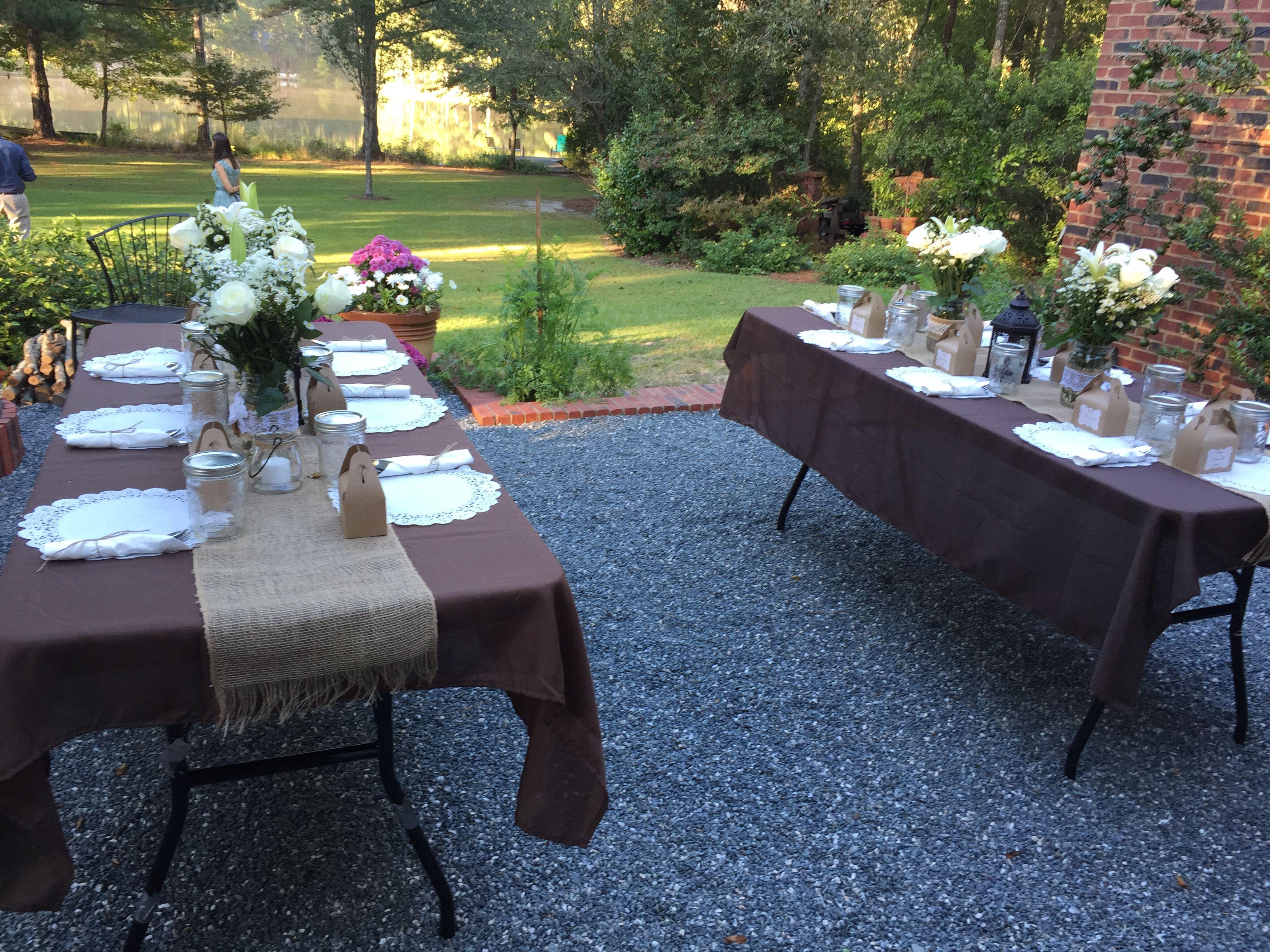 Small and Beautiful Tallahassee Weddings