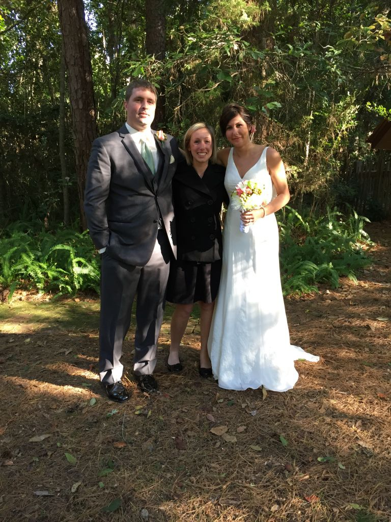 Tallahassee Wedding Officiant