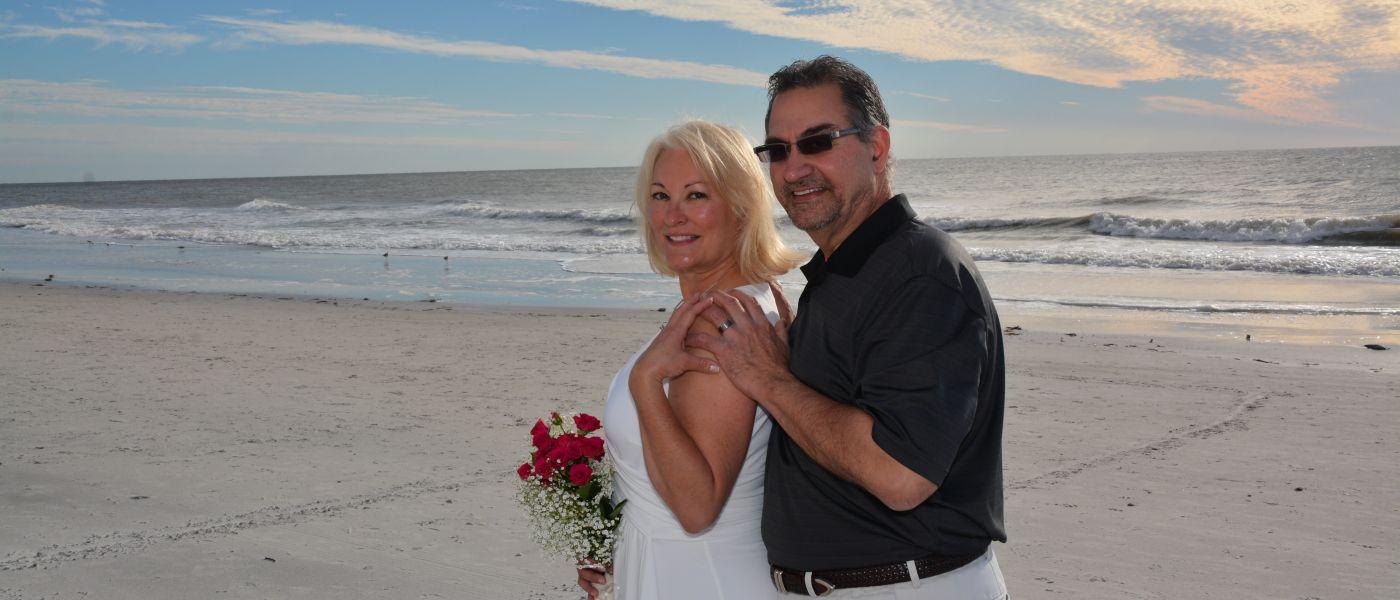 Redington Beach Florida Wedding