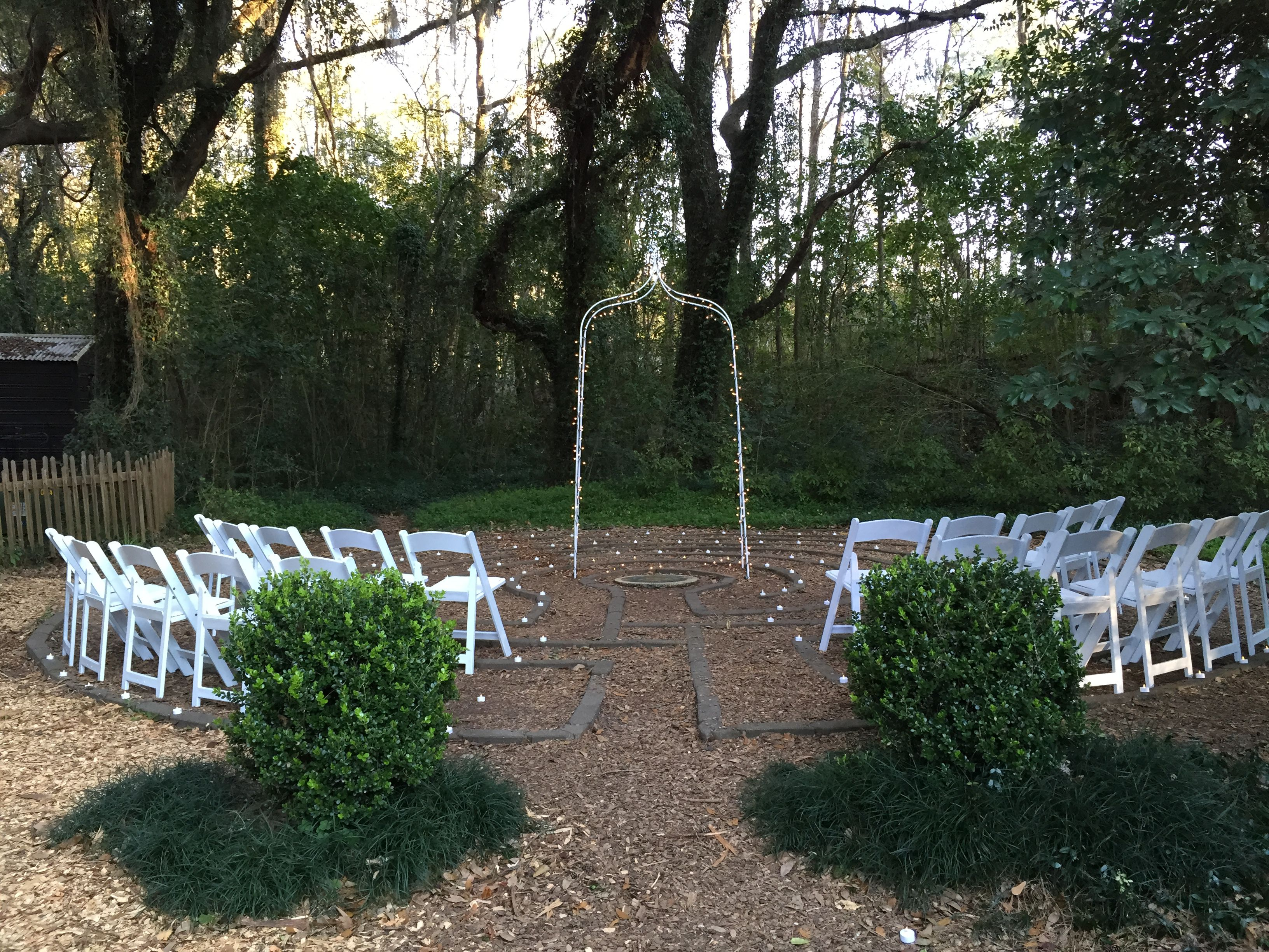 Friday the 13th Tallahassee Wedding