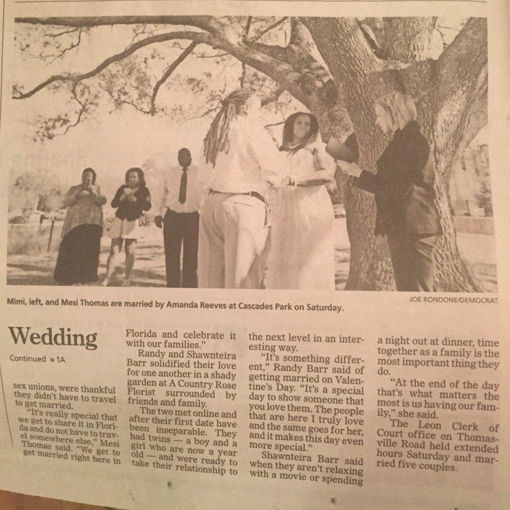 Inside look of the newspaper