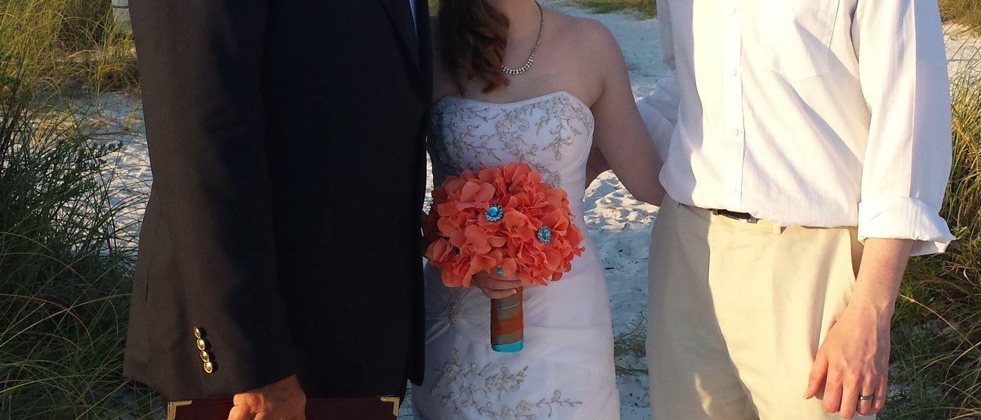 Honeymoon Island Wedding Ceremonies Dunedin FL