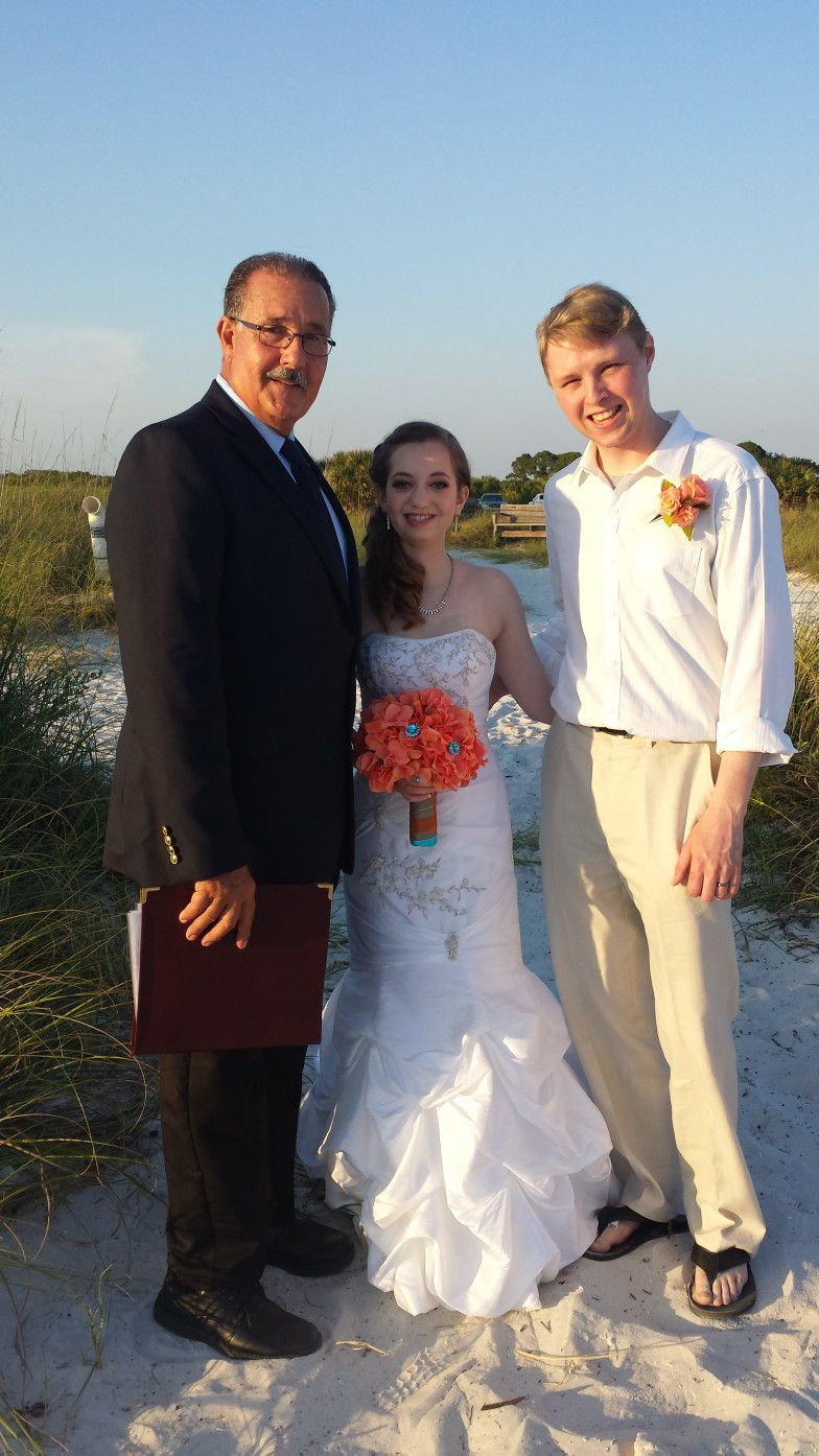 Honeymoon Island Wedding Ceremonies Dunedin FL