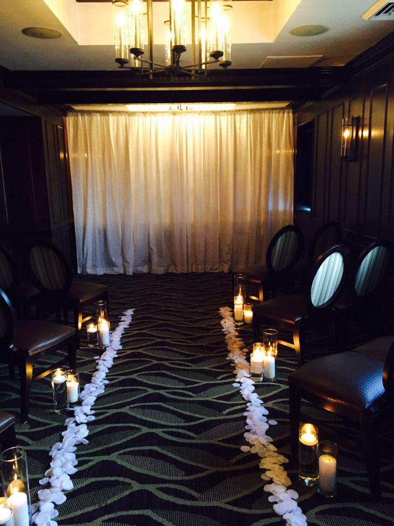 Wedding at Hotel Duval in Tallahassee, FL