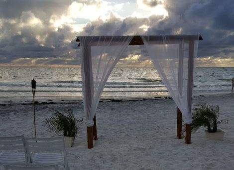Florida Beach Wedding Ceremony Ideas