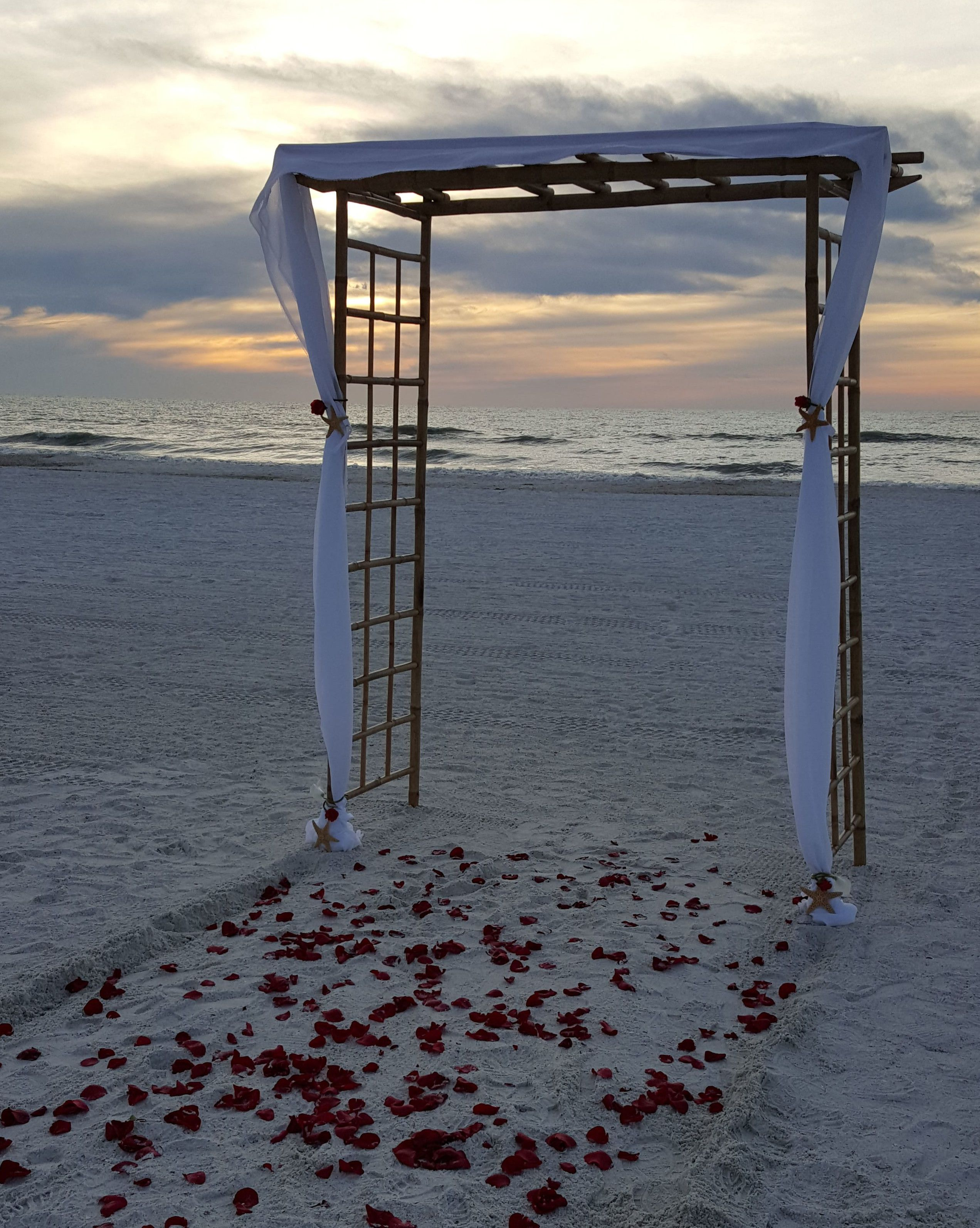 Justice of the Peace Wedding Officiant Clearwater Beach Florida ...
