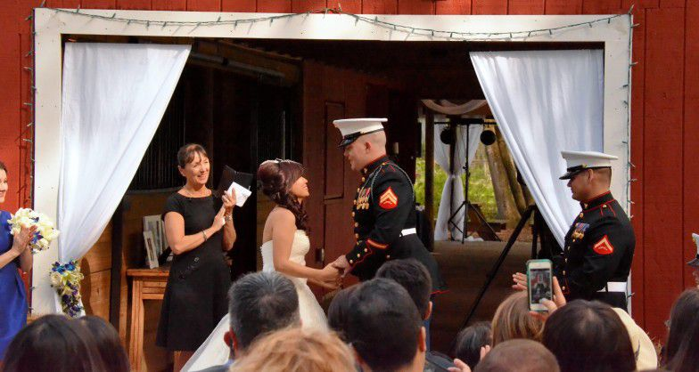 "Tampa ""Mission I Do"" Free Military Dream Wedding Giveaway"