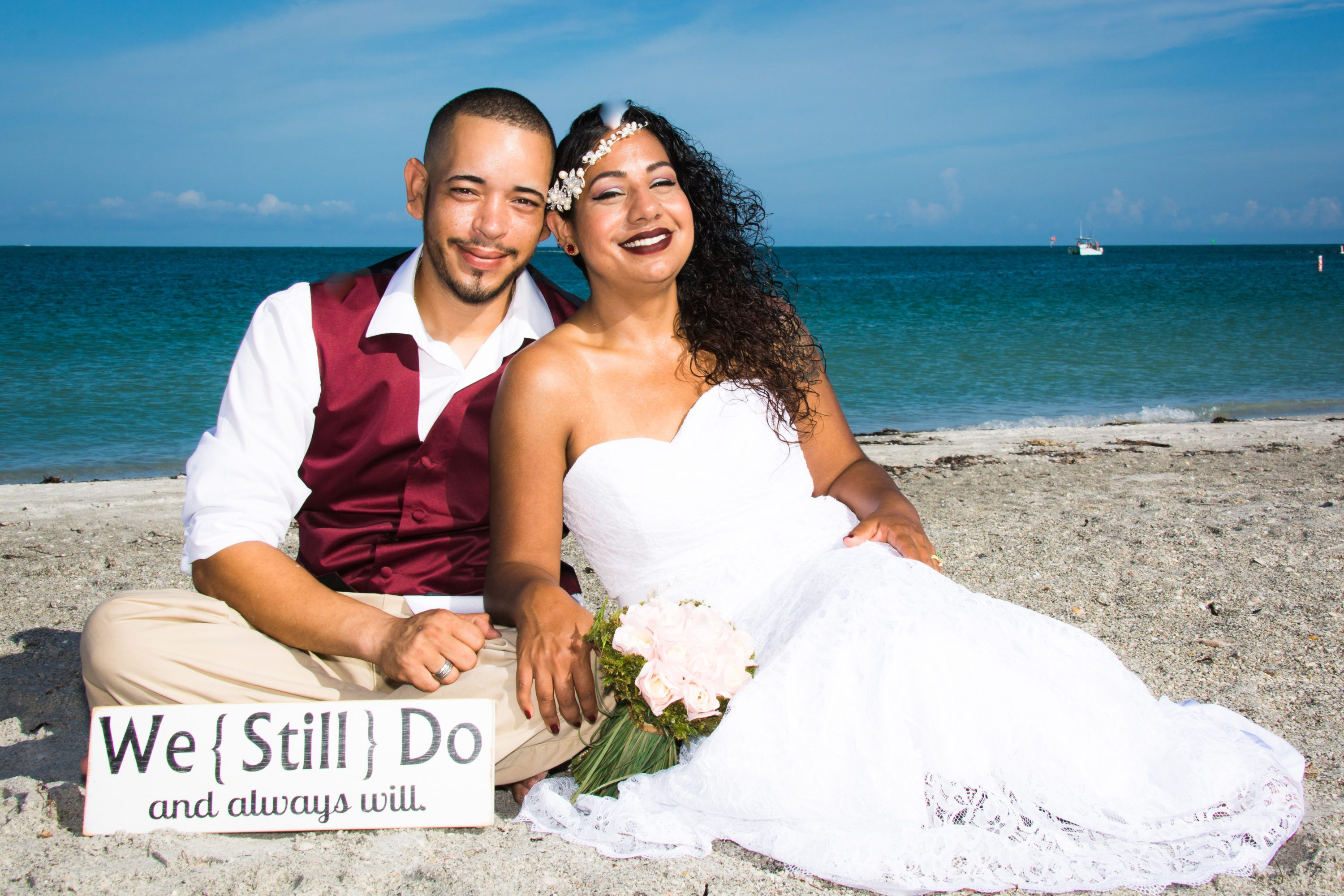 6ea07469ff Vow renewal St George Island Archives - A Beautiful Wedding In Florida