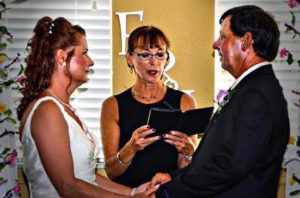 20 Year Vow Renewal Ceremony