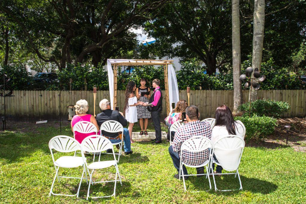 Backyard Wedding Package 3