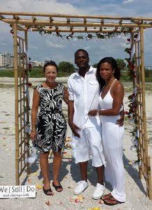 10 Year Anniversary Renewal Clearwater Beach