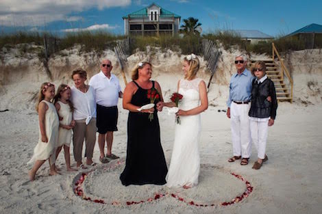 St George Island Wedding Officiant And Ceremony Packages