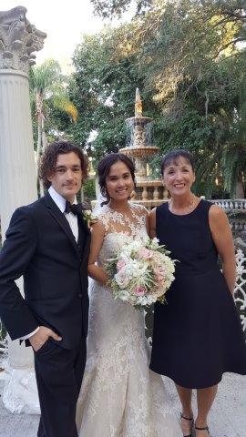 Kapok Special Events Wedding Ceremony