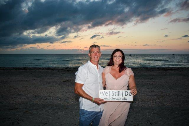 Lisa and Terrence 25 years