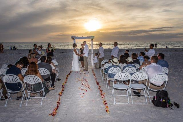 Sand Key Park Clearwater Beach Weddings