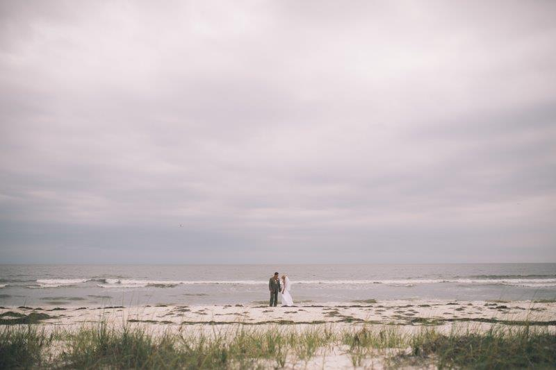 Alligator Point Vow Renewal Ceremony