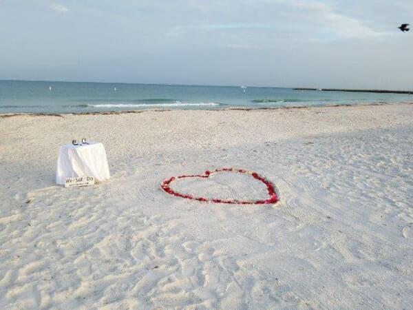 Summertime Morning Wedding Ceremonies