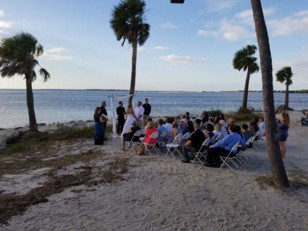 Wedding Ceremony Officiant Tarpon Springs Florida