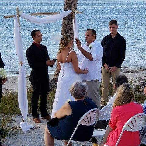 Wedding Officiant Tarpon Springs Florida