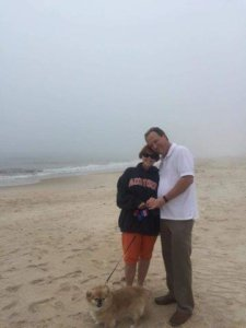 St. George Island Vow Renewal Ceremony Officiant